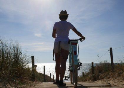 Découvrez Saint Jean de Monts à vélo